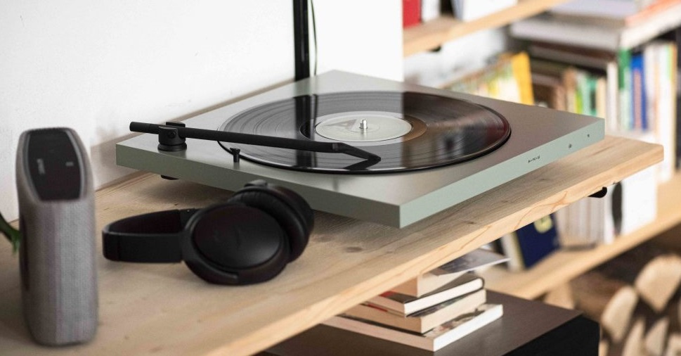What do you need for turntable setup?3